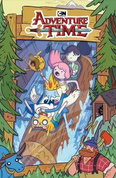 Adventure time. Volume 16 / created by Pendleton Ward ; written by Kevin Cannon ; illustrated by Joey McCormick ; colors by Maarta Laiho ; letters by Mike Fiorentino.