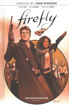 Firefly. The unification war. Part one