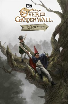 Over the Garden Wall - Hollow Town