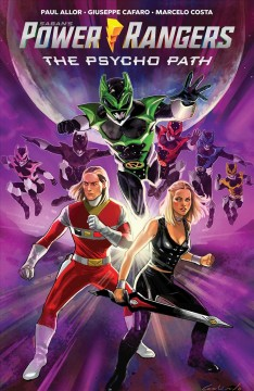 Saban's Power Rangers The Psycho Path