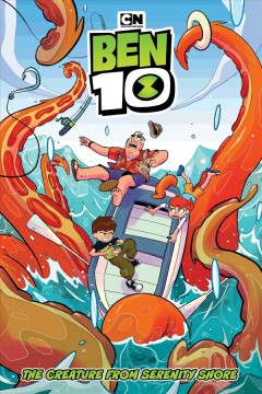 Ben 10. The Creature from Serenity Shore The creature from Serenity Shore