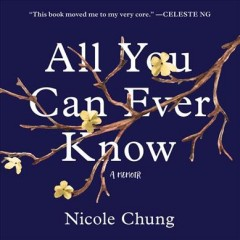 All You Can Ever Know (CD)