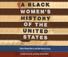 A Black Women's History of the United States (CD)