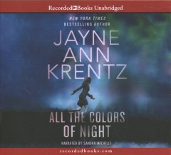 All the Colors of Night (CD)
