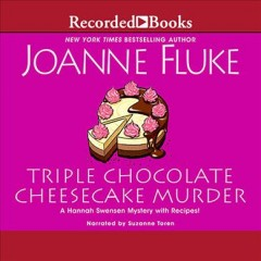 Triple Chocolate Cheesecake Murder (CD)