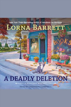 A deadly deletion [electronic resource] / Lorna Barrett.