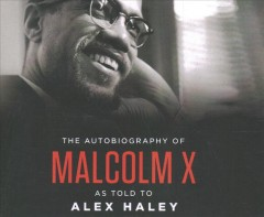 The Autobiography of Malcolm X (CD)
