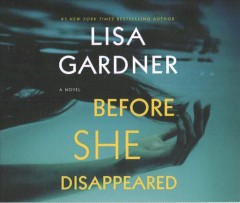 Before She Disappeared (CD)