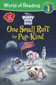 One small ruff for pup-kind / Reader With Fun Facts