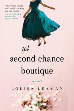 Second chance boutique Louisa Leaman.