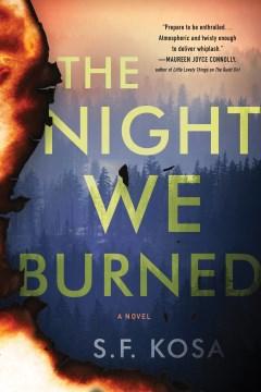 The night we burned a novel / S.F. Kosa.