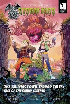 The Grimms Town Terror Tales : Rise of the Candy Creeper