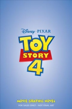 Disney/Pixar Toy Story 4 Movie Graphic Novel