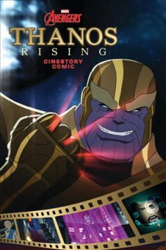 Thanos Rising Cinestory Comic