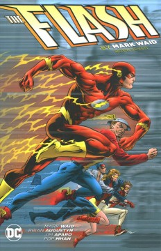 The Flash by Mark Waid 7