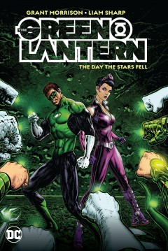 The Green Lantern 2 : The Day the Stars Fell