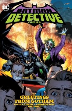 Batman: Detective Comics. Greetings from Gotham Vol. 3, Greetings from Gotham