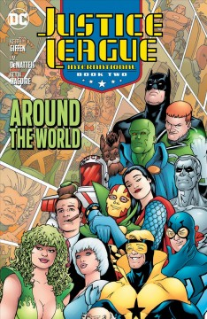 Justice League International. 2, Around the world