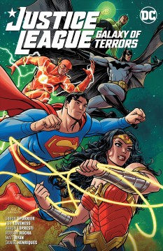 Justice League Galaxy of Terrors