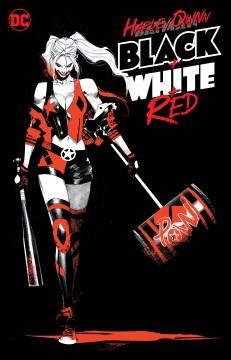 Harley Quinn Black & White & Red