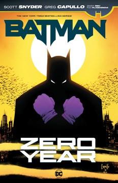 Batman, zero year