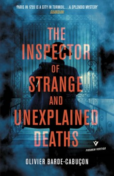 The Inspector of Strange and Unexplained Deaths