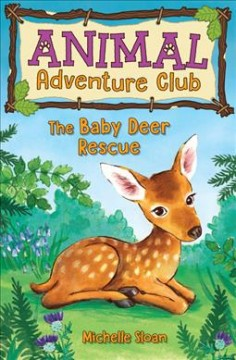 The baby deer rescue