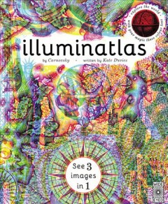 Illuminatlas : See 3 Images in 1, Includes 3D Glasses