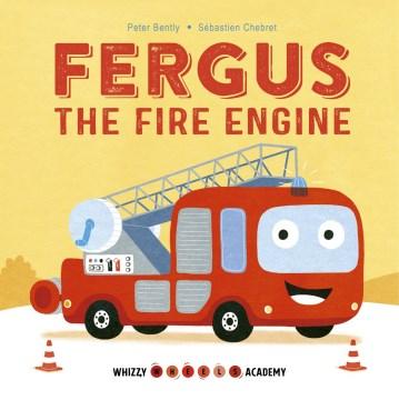 Fergus the Fire Engine