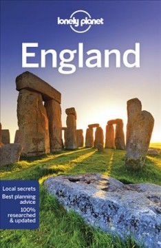 Lonely Planet Pocket England