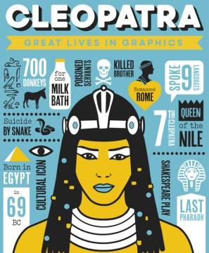 Cleopatra / illustrations: Matt Carr.