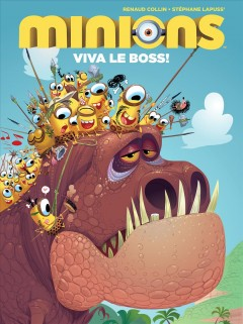 Minions 3: Viva Le Boss! Hc