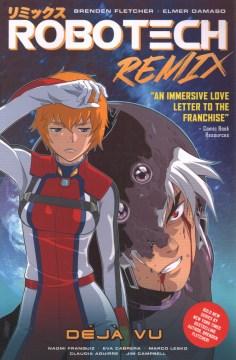 Robotech remix. Issue 2.1-2.4