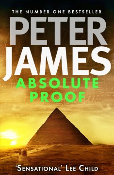 Absolute proof Peter James.