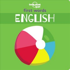 Lonely Planet Kids First Words English