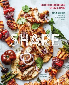 Share : Delicious Sharing Boards for Social Dining