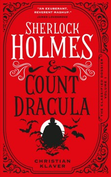 Sherlock Holmes & Count Dracula