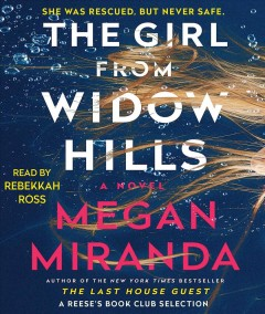 The Girl From Widow Hills (CD)