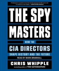 The Spymasters (CD)