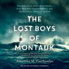 The lost boys of Montauk [electronic resource] : the true story of four men who vanished at sea / Amanda Fairbanks.