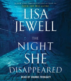 The Night She Disappeared (CD)