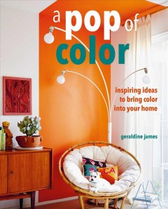 A Pop of Color : Inspiring Ideas to Bring Color into Your Home