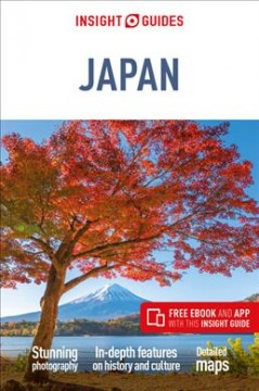 Insight Guides Japan : Travel Guide With Free Ebook