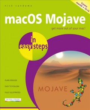 Macos Mojave in Easy Steps : Covers V 10.14