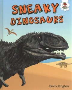 Sneaky Dinosaurs