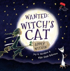Wanted Witch's Cat : Apply Within