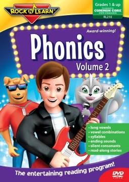 Rock N Learn Phonics Volume 2 (DVD)