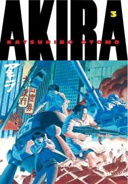 Akira. Book three / Katsuhiro Otomo ; [translation and English-language adaptation, Yoko Umezawa, Linda M. York, Jo Duffy].