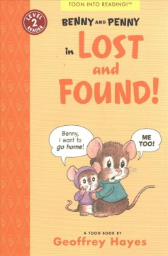 Benny and Penny in Lost and Found! : Toon Level 2