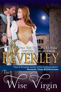 The wise virgin. Medieval Christmas Romance Jo Beverley.